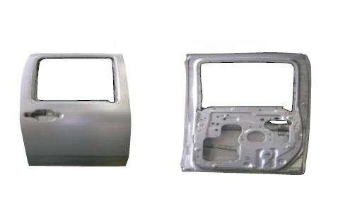 KAPORTA - IS.D-MAX ARKA KAPI 4 KAPI Lh.02-12